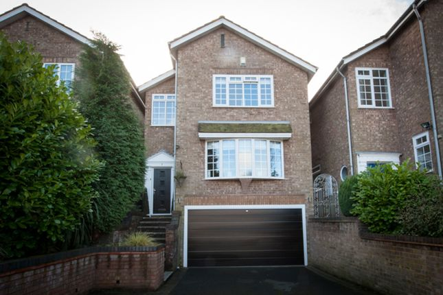 Thumbnail Detached house for sale in Ridgewood Drive, Four Oaks, Sutton Coldfield