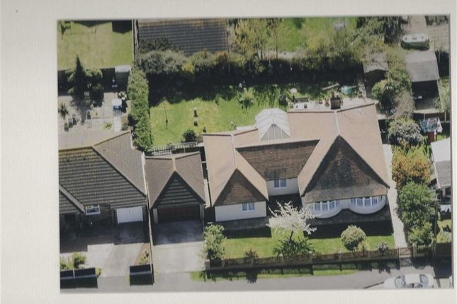Thumbnail Detached bungalow for sale in Alpha Road, Bowers Gifford, Essex