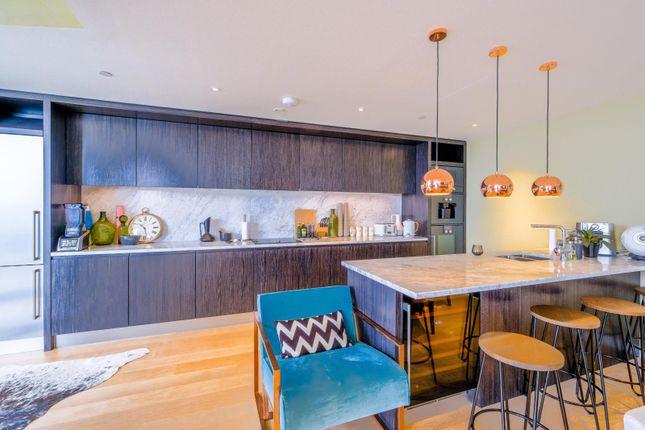 Kitchen of Biscayne Avenue, London E14