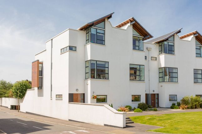 Thumbnail End terrace house for sale in Brighouse Park Cross, Edinburgh