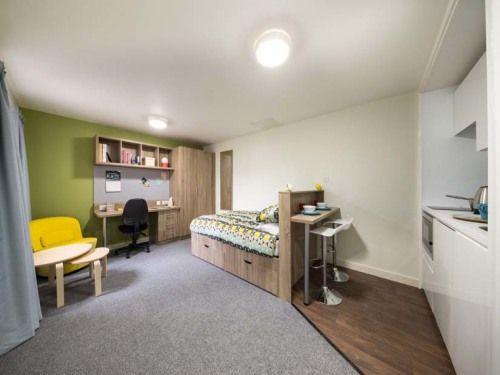 Studio to rent in Deluxe Studio, Selly Oak Court, Birmingham