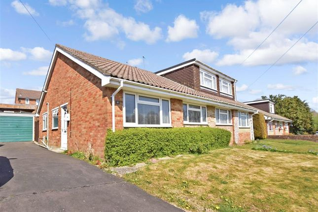 2 bed semi-detached bungalow for sale in Beeches Close, Uckfield, East Sussex TN22