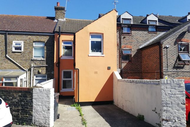 1 bed flat for sale in Ground Floor Flat, 18 East Street, Dover, Kent CT17