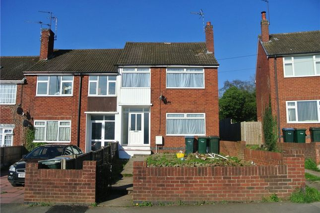 Thumbnail End terrace house to rent in London Road, Coventry, West Midlands