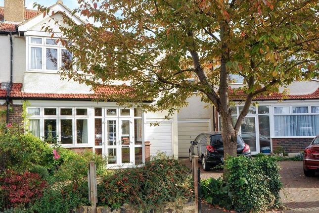 Thumbnail Semi-detached house for sale in Ladywood Road, Surbiton, Surrey