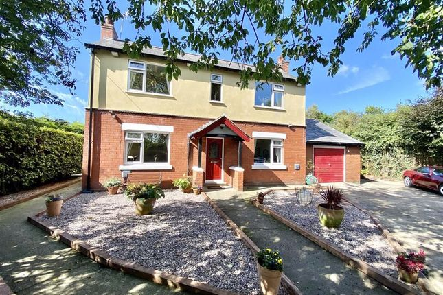 4 bed detached house for sale in Smithy Lane, Ewloe, Flintshire CH5