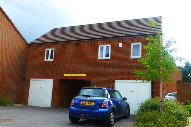 Thumbnail Detached house to rent in Brampton Field, Ditton, Aylesford