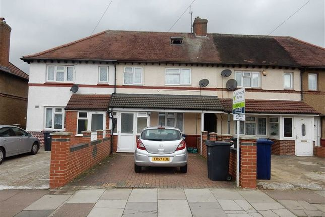 Thumbnail Terraced house for sale in Allenby Road, Southall, Middlesex