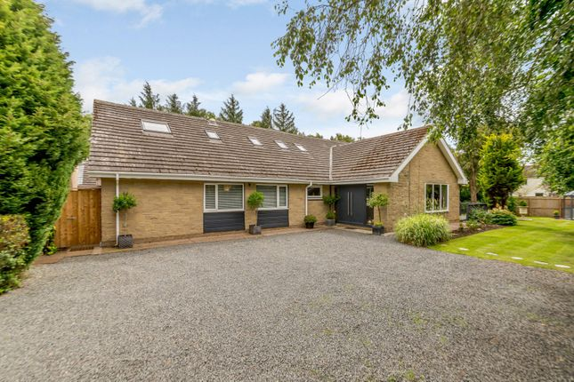 Thumbnail Detached house for sale in Fairmoor, Morpeth, Northumberland