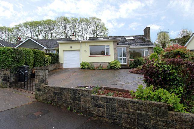 Thumbnail Detached bungalow for sale in Bradley Park Road, Torquay