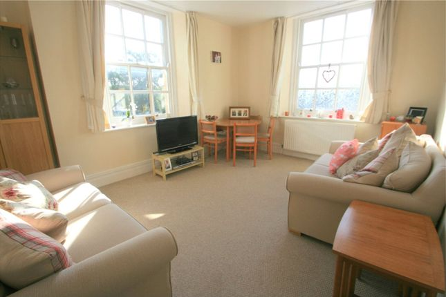 Thumbnail Flat for sale in The Old Vicarage, Bishopsworth