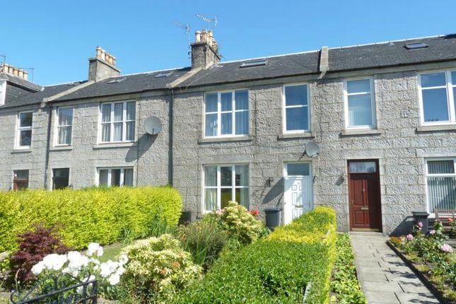 Thumbnail Terraced house to rent in Roslin Terrace, Aberdeen