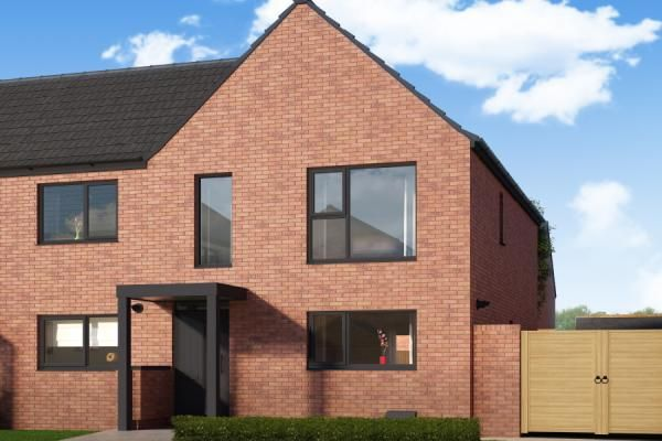 """Thumbnail Property for sale in """"The Carlton At The Potteries, Allerton Bywater"""" at Goldcrest Road, Allerton Bywater, Castleford"""