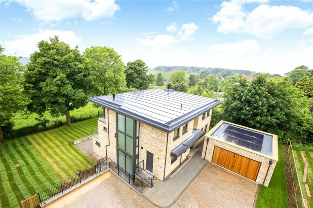 Thumbnail Detached house for sale in Amberley Ridge, Rodborough Common