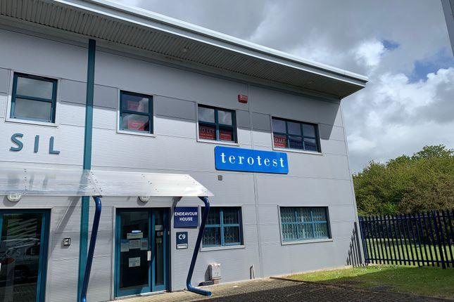 Thumbnail Business park to let in First Floor, Unit C9, Endeavour Business Park, Penner Road, Havant