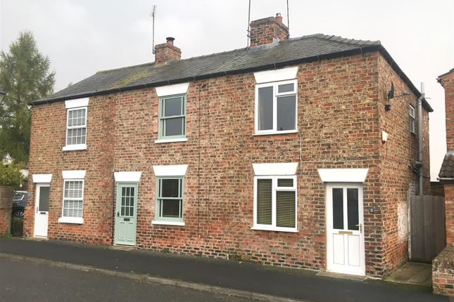 Thumbnail Property for sale in Front Street, Sowerby, Thirsk