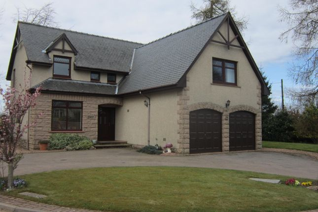 Thumbnail Detached house for sale in Cairn Gardens, Laurencekirk