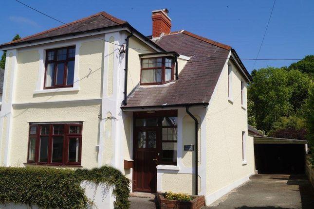 Thumbnail Detached house for sale in Drefach Felindre, Carmarthenshire