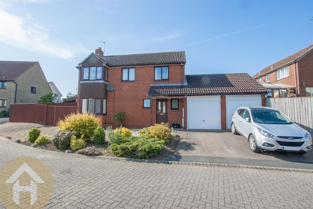 Thumbnail Detached house for sale in Home Ground, Woodshaw, Royal Wootton Bassett