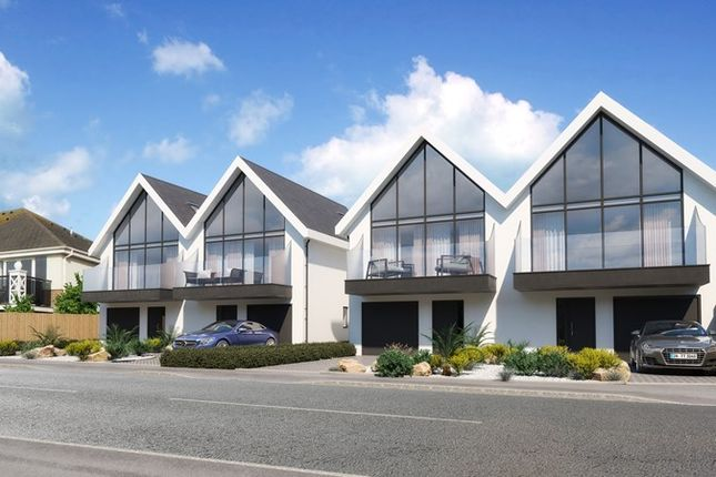 Thumbnail Semi-detached house for sale in Hurst Road, Milford On Sea, Lymington