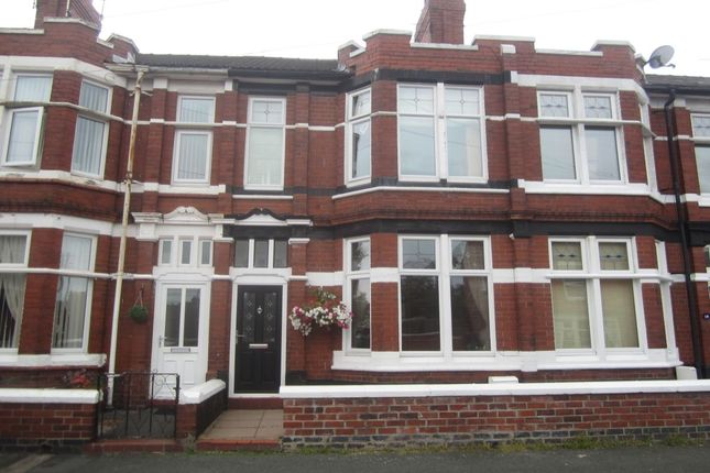 3 bed terraced house for sale in Railbrook Court, Railway Street, Crewe