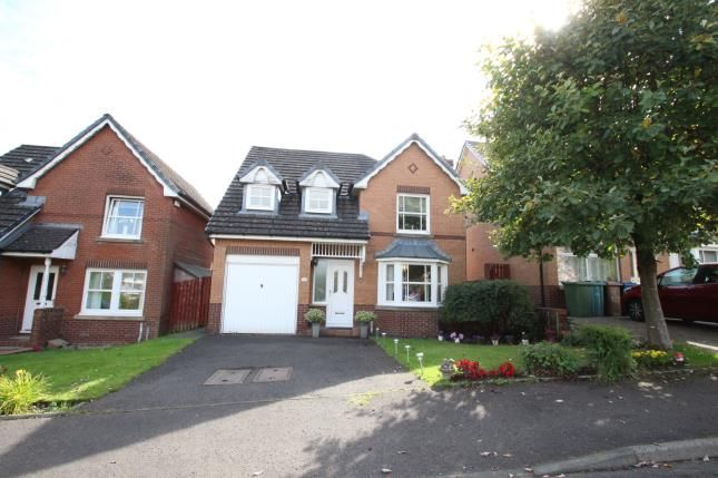 Thumbnail Detached house for sale in Briarcroft Drive, Robroyston, Glasgow, Lanarkshire