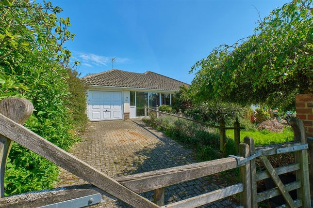 Thumbnail Detached bungalow for sale in Manor Road, Seaford