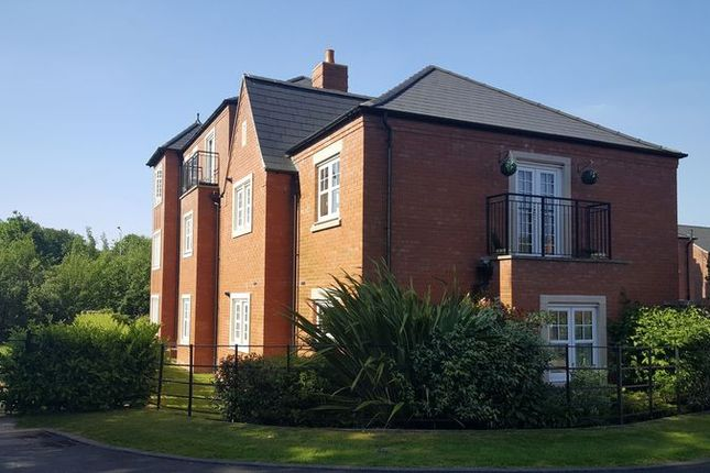 Thumbnail Flat to rent in Wallett Drive, Muxton, Telford