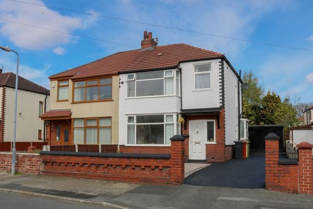 Semi-detached house for sale in Wisbeck Road, Tonge Park, Bolton