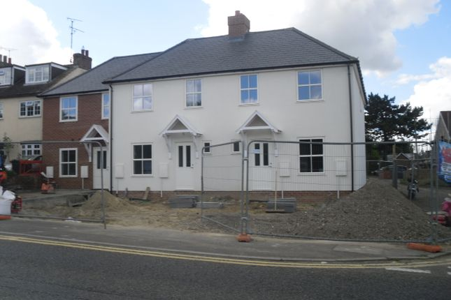 Thumbnail End terrace house to rent in Kennington Road, Ashford, Kent