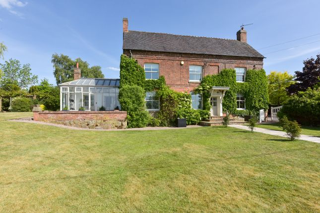 Thumbnail Detached house for sale in Main Road, Upton, Nuneaton, Leicestershire CV13.