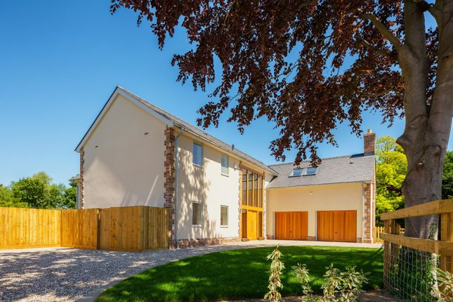 Thumbnail Detached house for sale in High Bank, Long Lane, Fowlmere