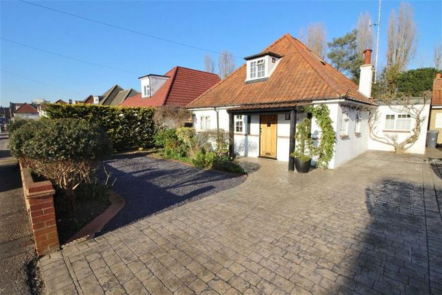 Thumbnail Detached bungalow for sale in Whitehouse Avenue, Borehamwood, Herts