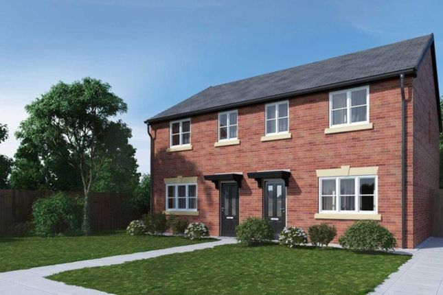 Thumbnail Semi-detached house for sale in Hough Fold Way, Harwood, Bolton