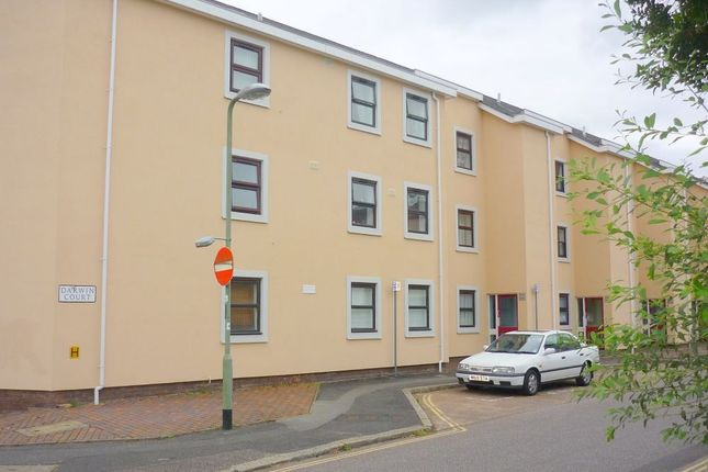 Thumbnail Flat to rent in Darwin Court, Melbourne Street, Exeter