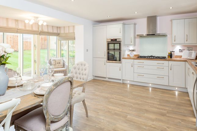 """Thumbnail Detached house for sale in """"Bayswater"""" at Blackberry, London Road, Cirencester"""