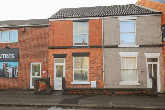 Thumbnail End terrace house to rent in Chatsworth Road, Chesterfield