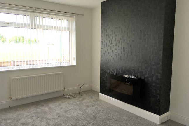 Thumbnail Terraced house to rent in Monkseaton Terrace, Ashington