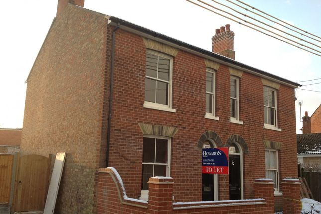 Thumbnail Property to rent in Fair Close, Beccles