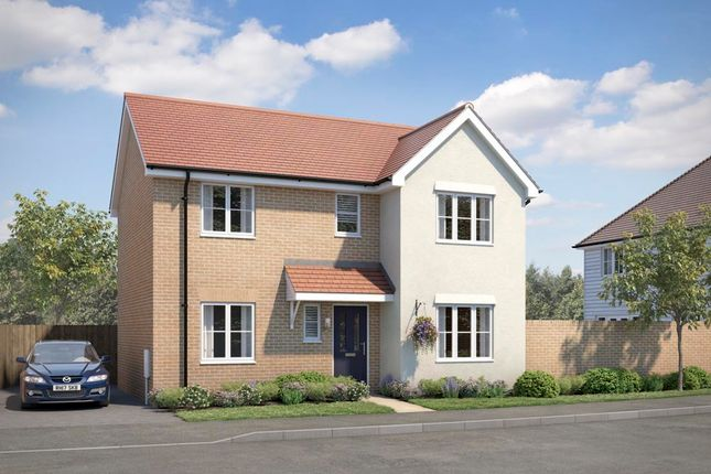 "Thumbnail Property for sale in ""Purleigh"" at Wetherden Road, Elmswell, Bury St. Edmunds"