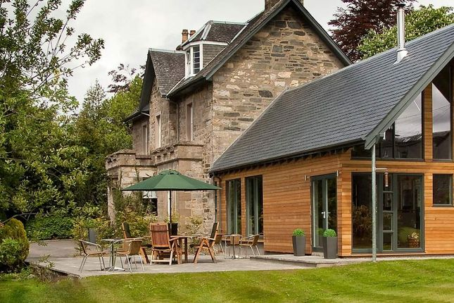 Thumbnail Hotel/guest house for sale in Craigatin House, 165 Atholl Road, Pitlochry
