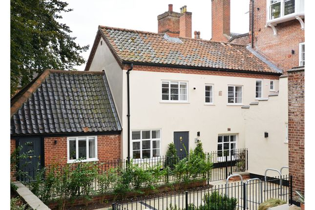 Semi-detached house for sale in 41 All Saints Green, Norwich