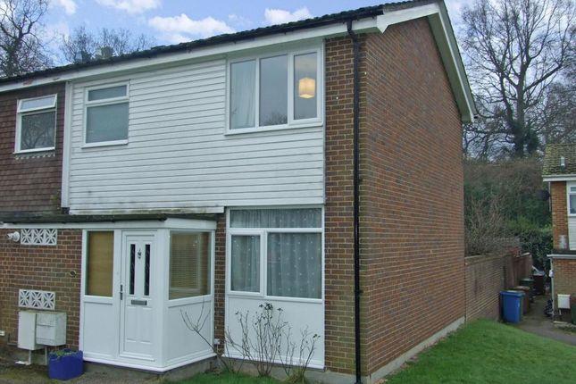 Thumbnail Semi-detached house to rent in Cedar Drive, Bracknell, Berkshire
