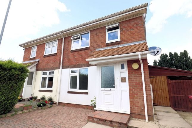 Thumbnail Semi-detached house to rent in Montagu Close, Swaffham