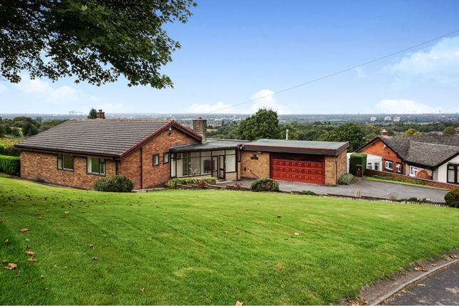 Thumbnail Detached bungalow for sale in West Park, Gee Cross, Hyde
