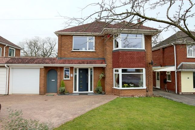 4 bed detached house for sale in Sutherland Crescent, Blythe Bridge, Stoke-On-Trent ST11