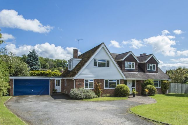Thumbnail Detached house for sale in Orchard Coombe, Whitchurch Hill, Reading