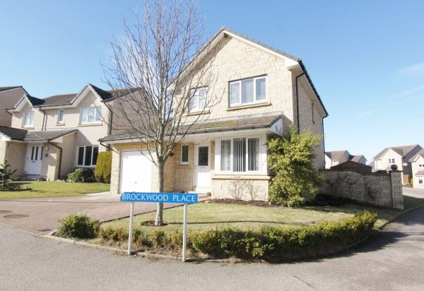 Thumbnail Detached house for sale in Brockwood Place, Blackburn, Aberdeen