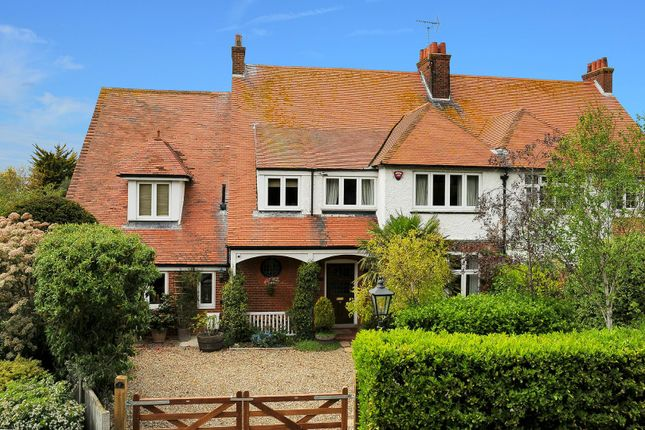 Thumbnail Property for sale in Kingsgate Avenue, Kingsgate, Broadstairs