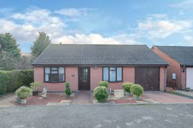 Thumbnail Detached bungalow for sale in Walkwood Road, Hunt End, Redditch